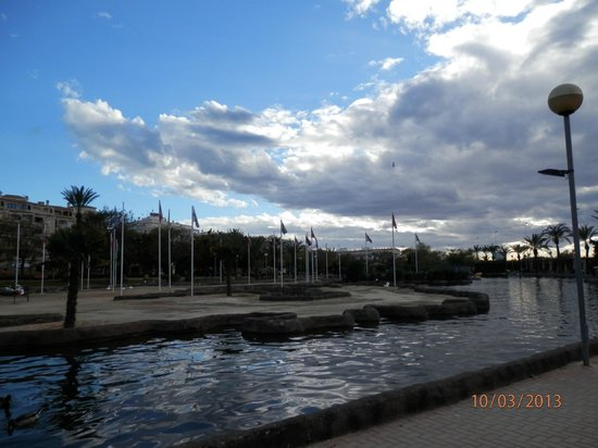 Parque de Las Naciones