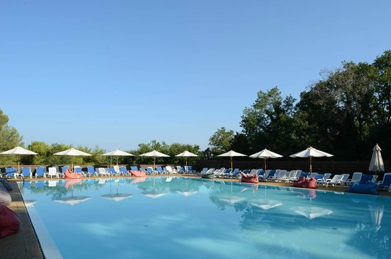 Camping Village Le Pianacce: Vista piscina/pool