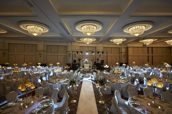 Crowne Plaza Istanbul Asia: Ball room