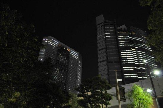 Mitsui Garden Hotel Ginza Premier: near