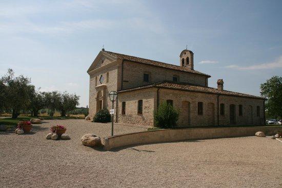Borgo Spoltino:                   chiesa privata