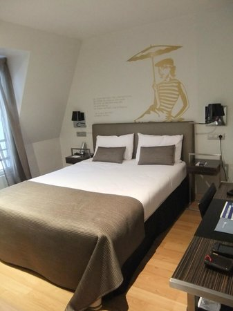 Eurostars Panorama Hotel:                   Room 601