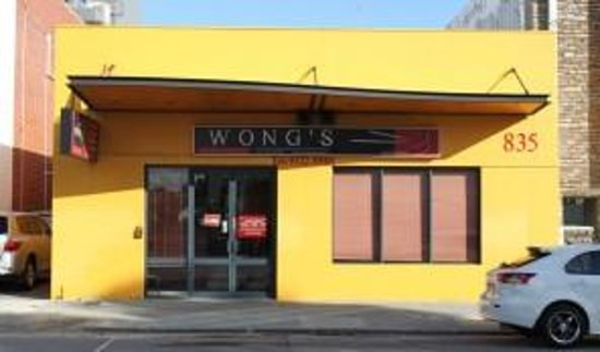 Wong's Asian Cuisine