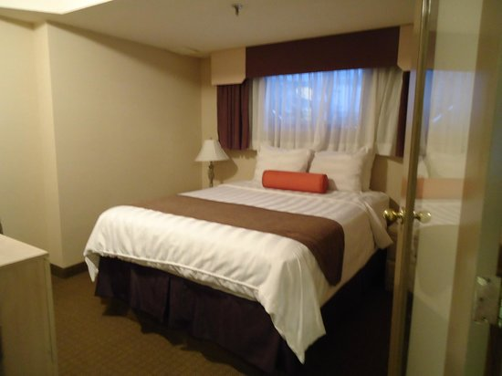 BEST WESTERN PLUS Siding 29 Lodge:                   First bedroom