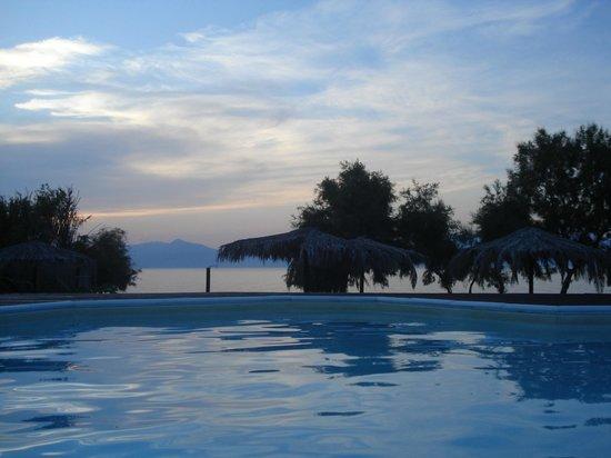 Caposaldo Apartments:                   Δύση ηλίου