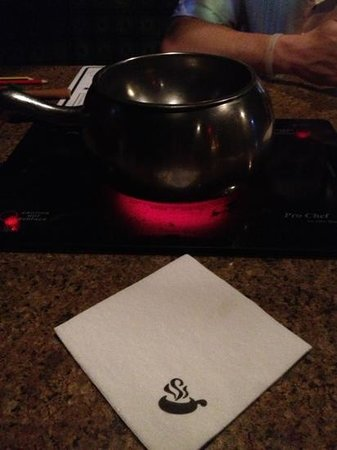 The Melting Pot:                   Nice Restaurant