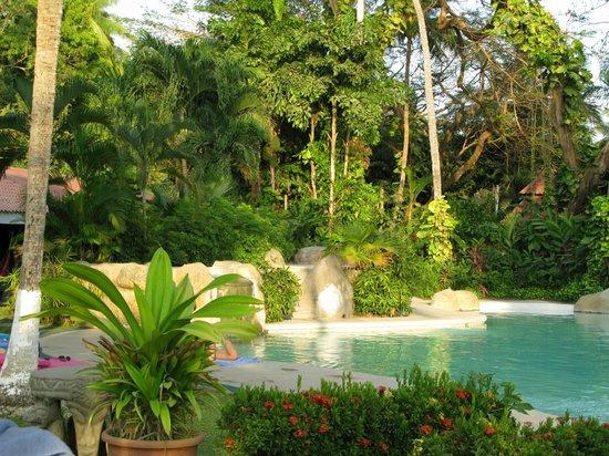 Bahia del Sol Beach Front Boutique Hotel: zwembad met jacuzzi