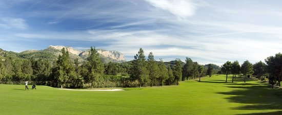 Denia La Sella Golf Resort & Spa : Campo de Golf 27 Hoyos