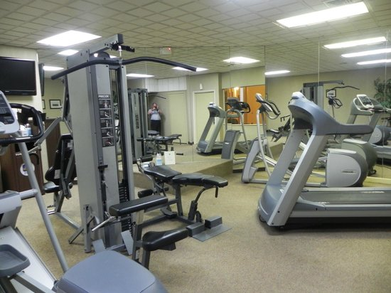 Best Western Plus Lawton Hotel & Convention Center:                                     Weight Room
