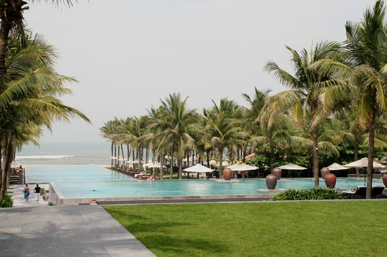 Four Seasons Resort The Nam Hai, Hoi An: zwembaden
