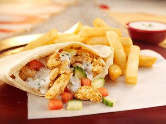 Barcelos Flame Grilled Chicken Photo