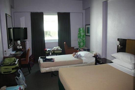 Strand Hotel: Chambre