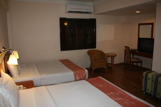 Hotel Puri: Chambre