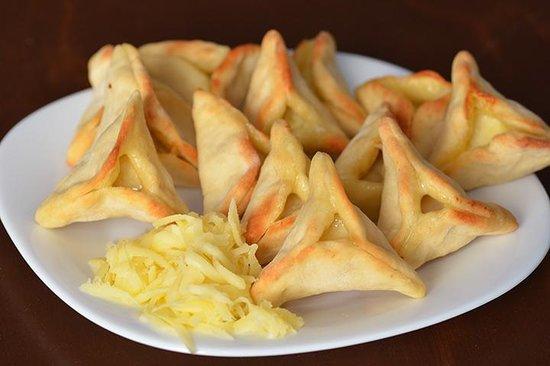 Zahle-Mezze Libanesa