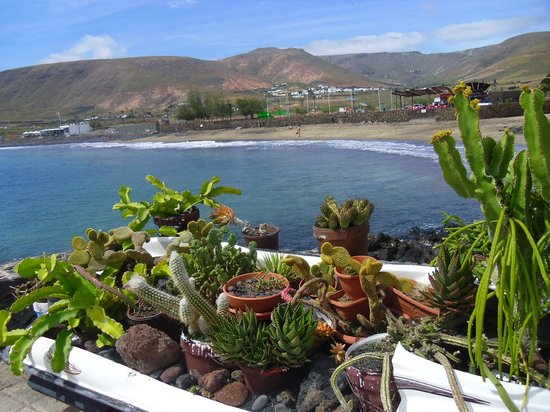 VIK Hotel San Antonio: Out and about in Lanzarote