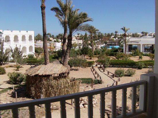 Djerba Sun Club: jolie vue depuis la chambre