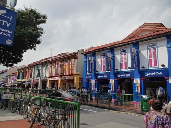 Perak Hotel:                   Little India