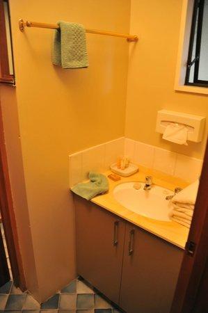 Argyle on the Park: salle de bains