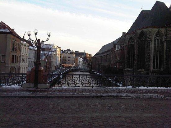 Ibis Gent Centrum St-Baafs Kathedraal:                                     Ghent City