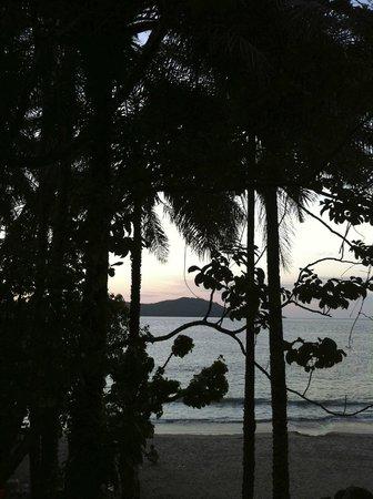 Iles de Los: Vue du Bamana, plage de Sorro