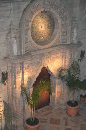 The Mission Inn Hotel and Spa:                                     chapel