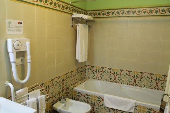 El Rey Moro Hotel Boutique Sevilla: salle de bain