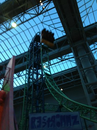 Ferris Wheel Picture Of Mall Of America Bloomington