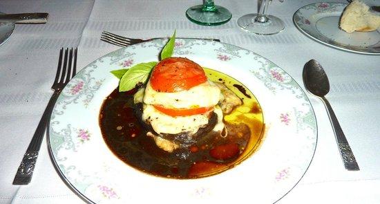 Hotel Higgins Landing:                   Dinner