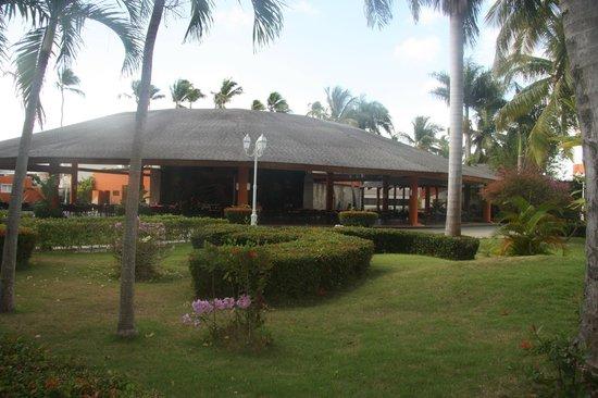 Vista Sol Punta Cana:                                     restaurant                                  