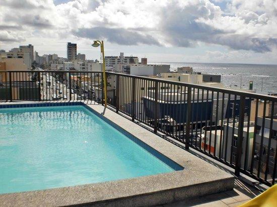 Golden Park Hotel:                   Piscina/ Pituba/ Praia