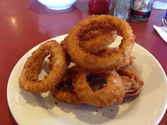 Sam's No. 3:                   Onion Rings - Sams #3
