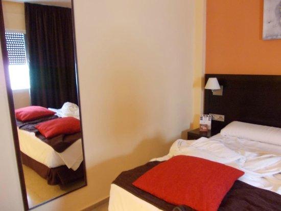 Itaca Colon: Habitación 207