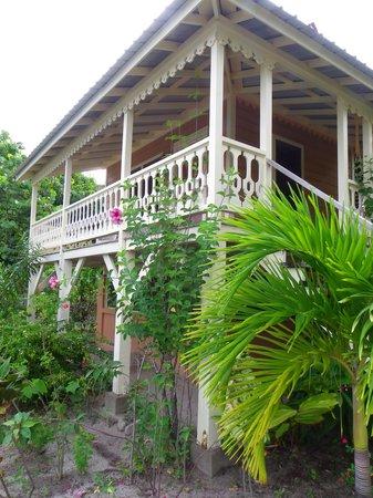 Silver Leaf Villa and Cabana:                   Silver Leaf Cabana