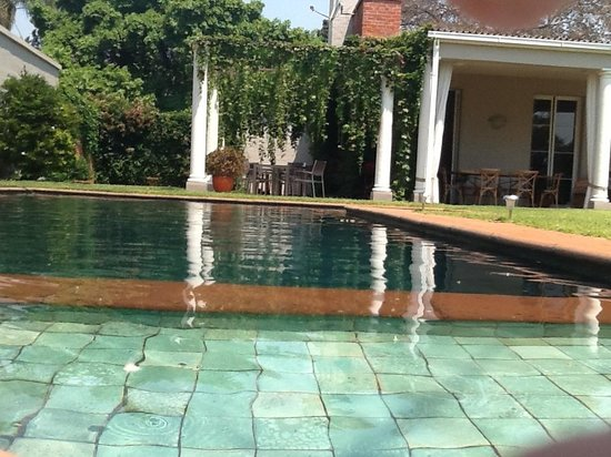 Wavell House :                   Pool Side