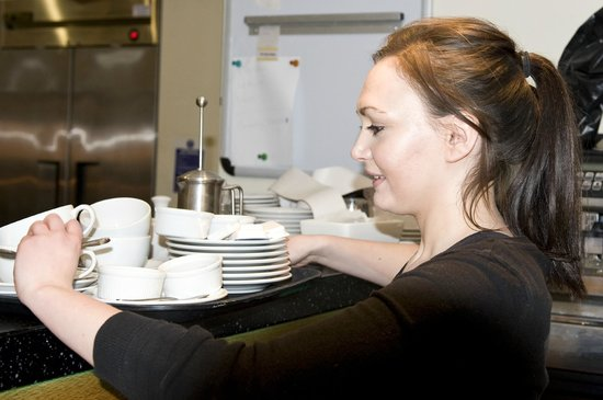 Scotts of Helmsley: Georgie - Restaurant Manager