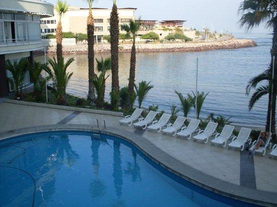Hotel Antofagasta: Vista do restaurante