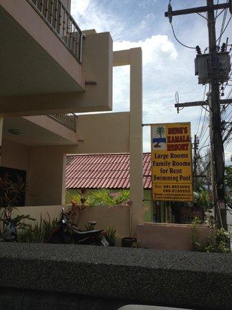 Dengs Kamala Resort : Dengs Guesthouse, Kamala, Phuket