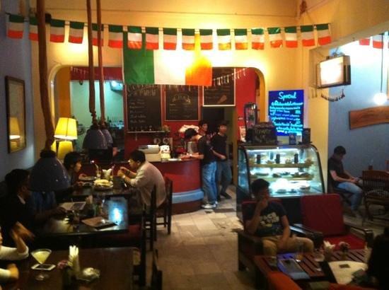 Puku Cafe and Sports Bar:                   puku