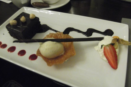 The Malton Hotel:                   sweet ... yummy