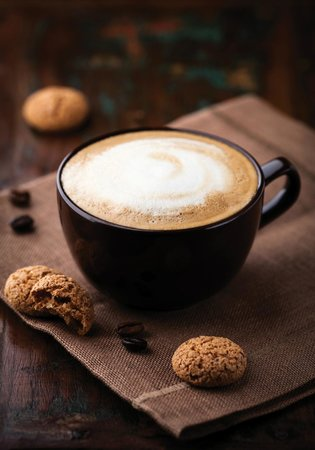 Scotts of Helmsley: Cappucino - just as you like it