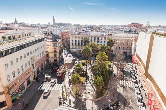 Hotel Booking Seville