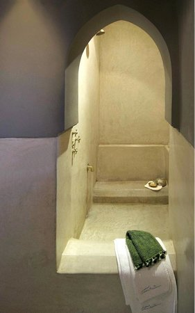 Dar Housnia: Suite Fès, le bain