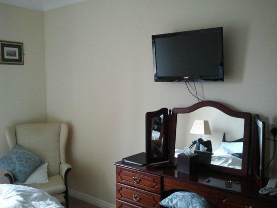 Dun Ri Guesthouse:                   la chambre