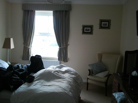 Dun Ri Guesthouse:                   chambre (au moment du départ)