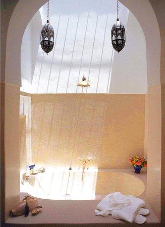 Dar Housnia: Suite Mogador-salle de bain