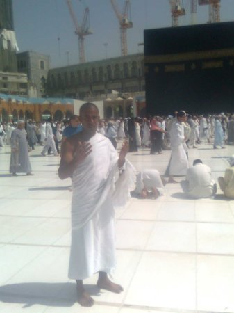 Le Meridien Makkah:                   At the Kaaba Masha Allah!