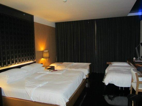 Ramada Khao Lak Resort: chambre