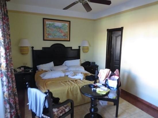 Hotel Riu Playacar: nuestra habitación