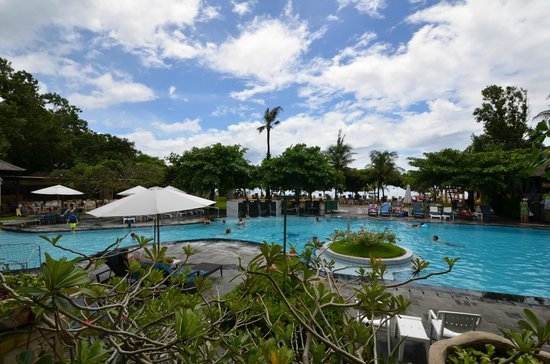 Club Bali Mirage:                   piscine