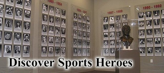 Alberta Sports Hall of Fame and Museum: Discover Sports Heroes - Hall of Fame Gallery